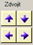 Tlačítka pro kopírování